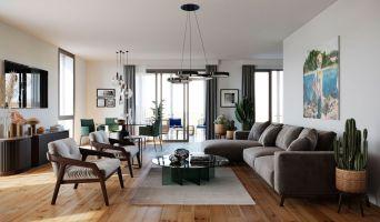 Bordeaux programme immobilier neuve « Halo »  (5)