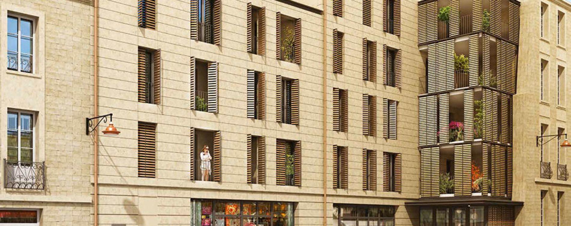 Résidence Héritage Saint Michel à Bordeaux
