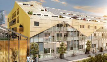 Bordeaux programme immobilier neuve « Home 2 »