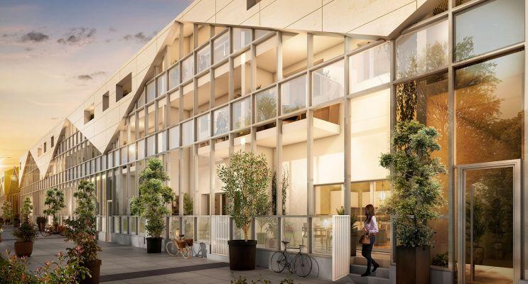 Photo du Résidence « Home » programme immobilier neuf en Loi Pinel à Bordeaux