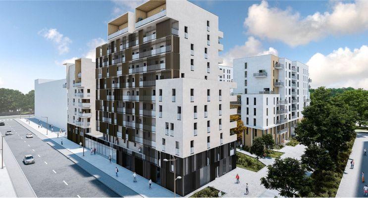 Résidence « Horizon » programme immobilier neuf en Loi Pinel à Bordeaux n°4