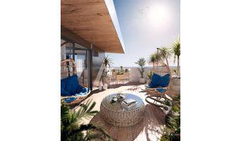 Résidence « Hypérion » programme immobilier neuf en Loi Pinel à Bordeaux n°2