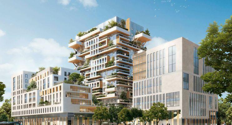 Photo du Résidence « Hypérion » programme immobilier neuf en Loi Pinel à Bordeaux