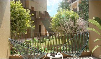 Bordeaux programme immobilier neuve « Iksso » en Loi Pinel  (3)