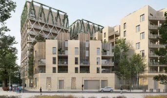 Bordeaux programme immobilier neuve « Iksso » en Loi Pinel  (4)