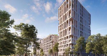 Résidence « Innlove 2 » (réf. 215323)à Bordeaux, quartier Brazza