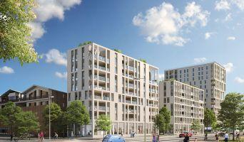 Résidence « Innlove 2 » programme immobilier neuf en Loi Pinel à Bordeaux n°2