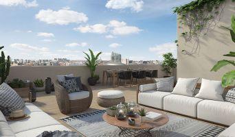 Résidence « Innlove 2 » programme immobilier neuf en Loi Pinel à Bordeaux n°3