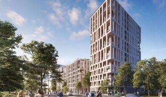 Photo n°2 du Résidence « Innlove » programme immobilier neuf en Loi Pinel à Bordeaux