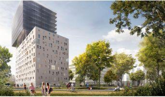 Photo du Résidence « InNova » programme immobilier neuf en Loi Pinel à Bordeaux