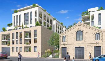 Résidence « La Cour Ségur » programme immobilier neuf en Loi Pinel à Bordeaux n°2