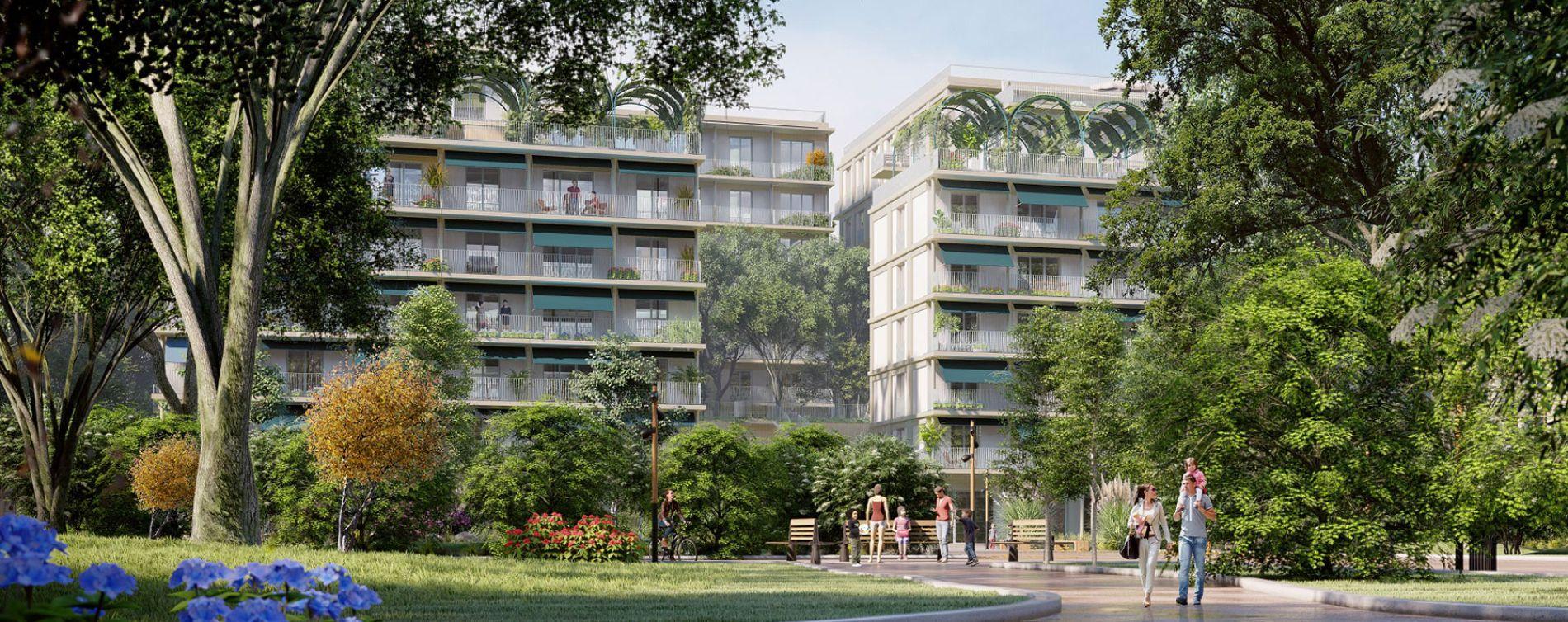 Bordeaux : programme immobilier neuve « L'Althéa » en Loi Pinel (3)
