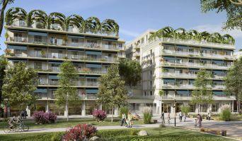 Bordeaux programme immobilier neuf « L'Althéa » en Loi Pinel
