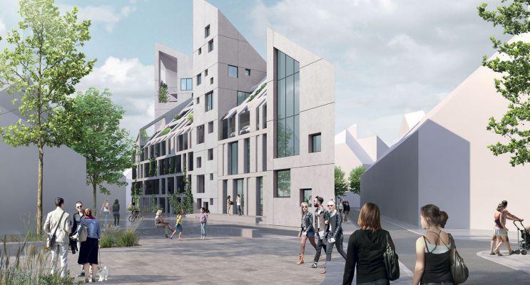 Photo du Résidence « L'Annexe » programme immobilier neuf en Loi Pinel à Bordeaux