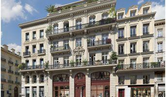 Bordeaux programme immobilier à rénover « Le 1883 » en Loi Malraux