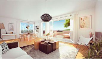 Bordeaux programme immobilier neuve « Le Belvédère - BordoRiva » en Loi Pinel  (3)