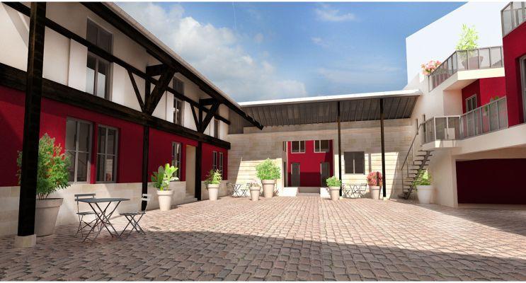 Photo du Résidence « Le Clos de la Bastide » programme immobilier neuf en Loi Pinel à Bordeaux