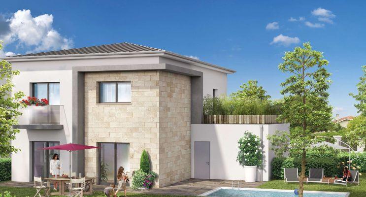 Photo du Résidence « Le Clos Falquet » programme immobilier neuf en Loi Pinel à Bordeaux