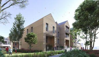 Bordeaux programme immobilier neuve « Les Allées Amplitude » en Loi Pinel  (2)