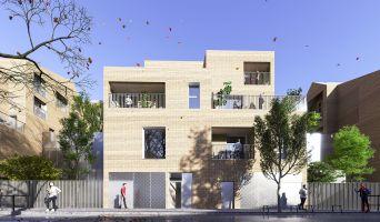 Bordeaux programme immobilier neuve « Les Allées Amplitude » en Loi Pinel  (3)