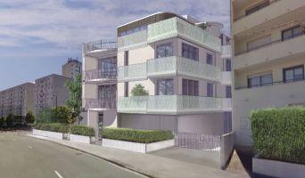 Photo du Résidence « Les Balcons Du Golf » programme immobilier neuf en Loi Pinel à Bordeaux