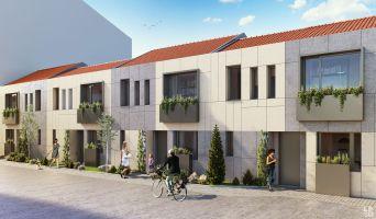 Photo du Résidence « Les Échoppes Palais Gallien Fondaudège » programme immobilier neuf à Bordeaux