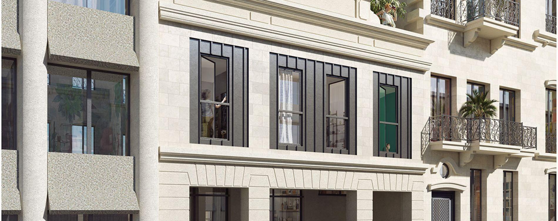 Bordeaux : programme immobilier neuve « Mitsuko » en Loi Pinel