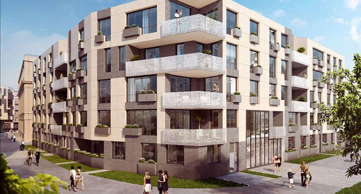 Photo du Résidence « Palais Gallien Fondaudège Tr. 2 » programme immobilier neuf en Loi Pinel à Bordeaux