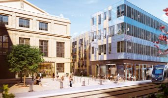 Photo n°1 du Résidence « Palais Gallien Fondaudège » programme immobilier neuf en Loi Pinel à Bordeaux