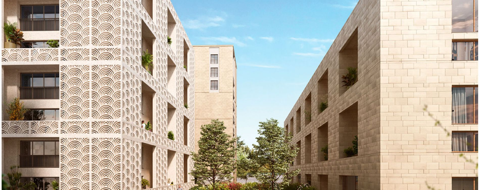 Bordeaux : programme immobilier neuve « Passages Saint Germain » en Loi Pinel (2)