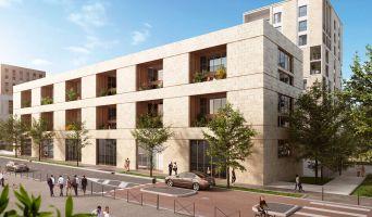 Bordeaux programme immobilier neuf « Passages Saint Germain » en Loi Pinel