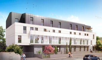 Photo du Résidence « Pierre De Lune » programme immobilier neuf en Loi Pinel à Bordeaux