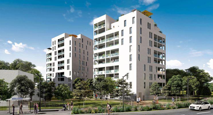 Résidence « Préface » programme immobilier neuf en Loi Pinel à Bordeaux n°1