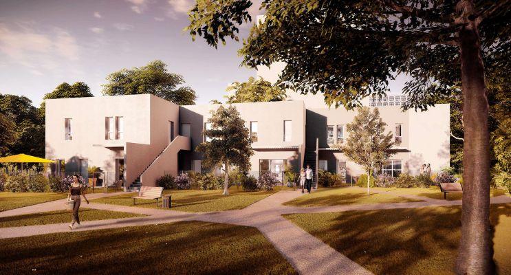Résidence « Préface » programme immobilier neuf en Loi Pinel à Bordeaux n°2