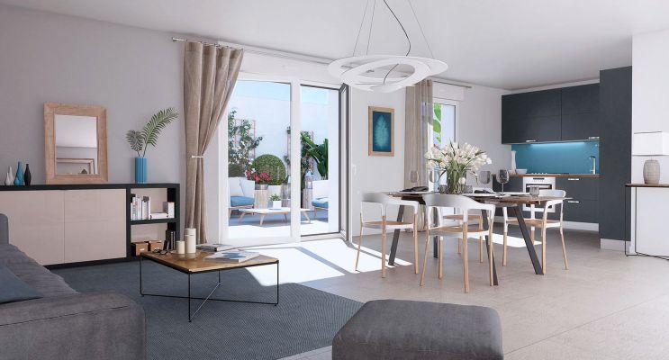 Résidence « Préface » programme immobilier neuf en Loi Pinel à Bordeaux n°3