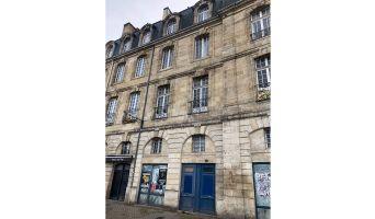 Photo du Résidence « Quai de la Grave » programme immobilier à rénover en Loi Malraux à Bordeaux