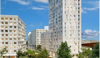Bordeaux programme immobilier neuf « Quai Neuf - Adelaïde » en Loi Pinel