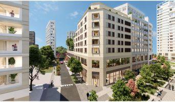 Bordeaux programme immobilier neuve « Quai Neuf - Otago & Callao » en Loi Pinel  (2)