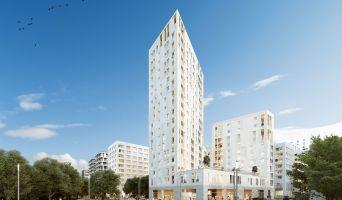 Bordeaux programme immobilier neuve « Quai Neuf » en Loi Pinel  (2)