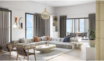 Bordeaux programme immobilier neuve « Quai Neuf » en Loi Pinel  (4)