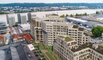 Bordeaux programme immobilier neuve « Résidence des Ducs d'Aquitaine »