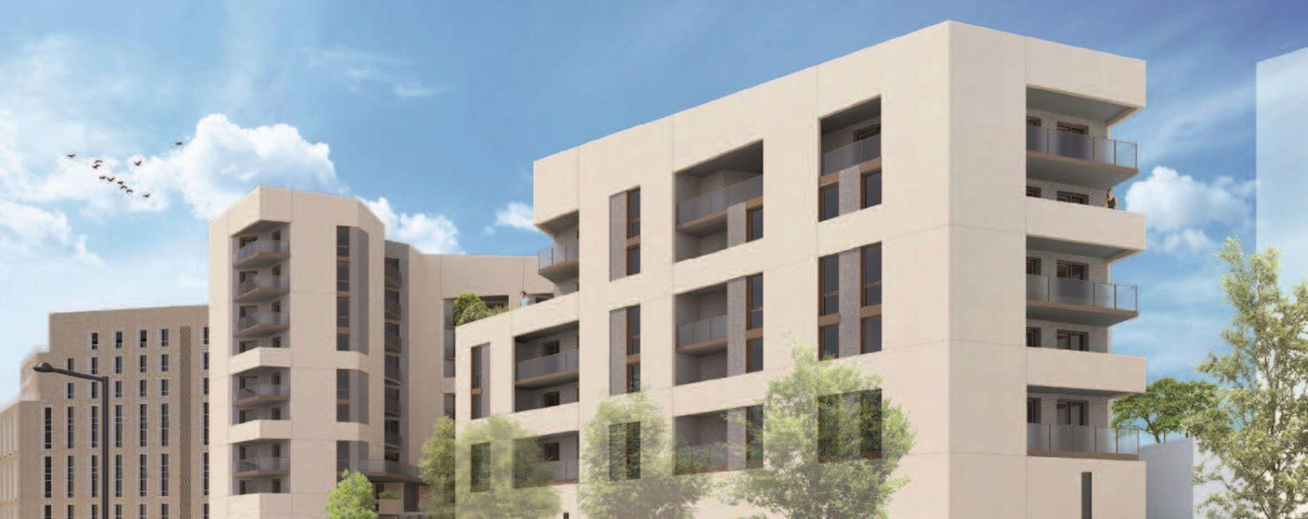 Bordeaux : programme immobilier neuve « Résidence Vizion » en Loi Pinel