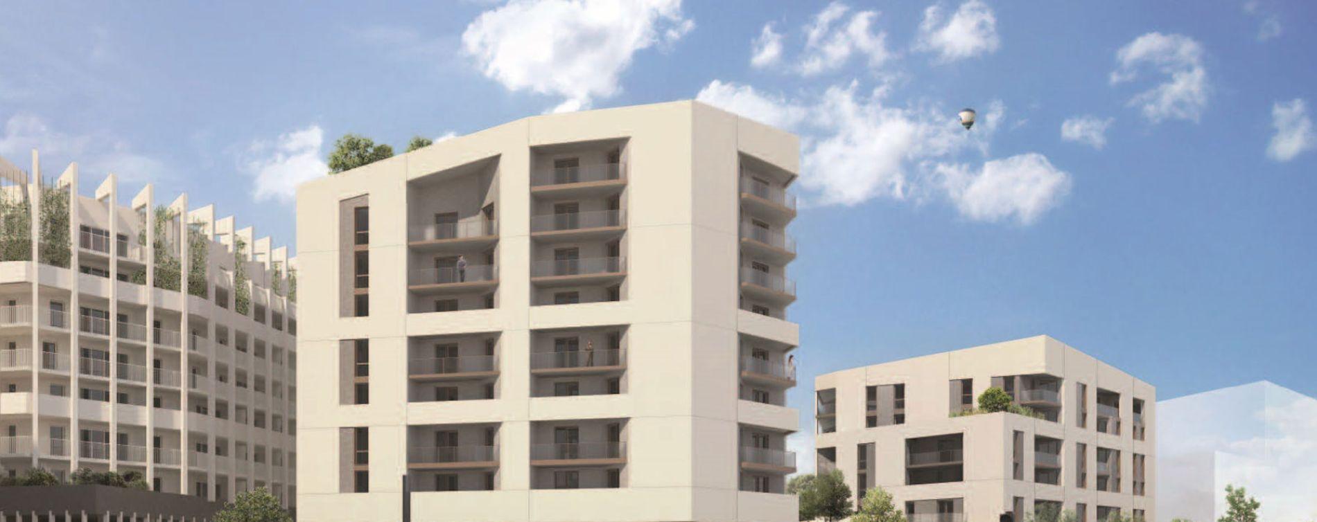 Bordeaux : programme immobilier neuve « Résidence Vizion » en Loi Pinel (2)