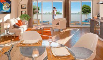 Photo n°2 du Résidence « Rivéo - Contemporain » programme immobilier neuf en Loi Pinel à Bordeaux