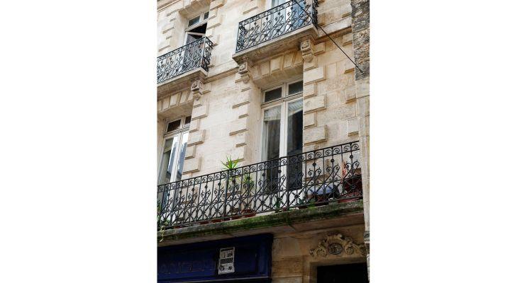Photo du Résidence « Rue Renière » programme immobilier à rénover en Loi Pinel ancien à Bordeaux