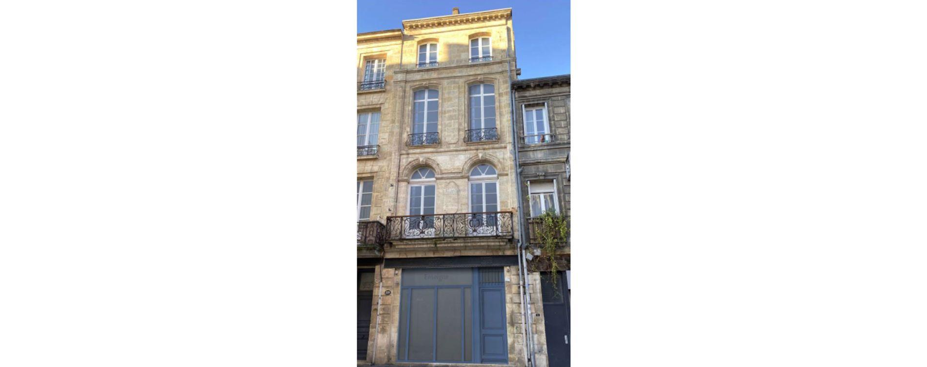 Bordeaux : programme immobilier neuve « Sainte Catherine »