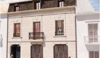 Programme immobilier rénové à Bordeaux (33300)