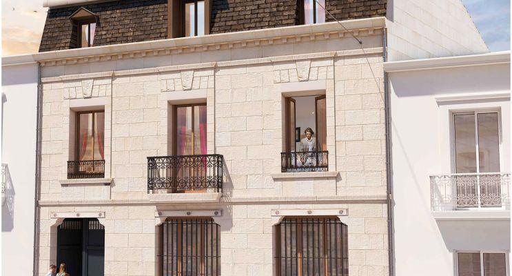 Photo du Résidence « Septime » programme immobilier à rénover en Loi Pinel ancien à Bordeaux