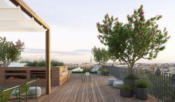 Bordeaux programme immobilier neuf « Skyline » en Loi Pinel