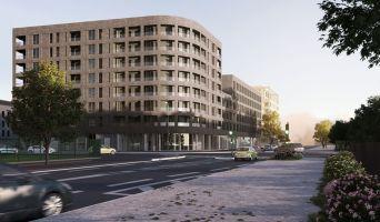 Bordeaux programme immobilier neuve « Square Saint-Louis »  (5)